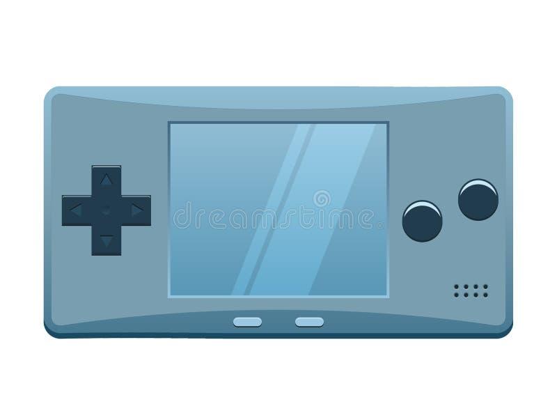 Portable games console