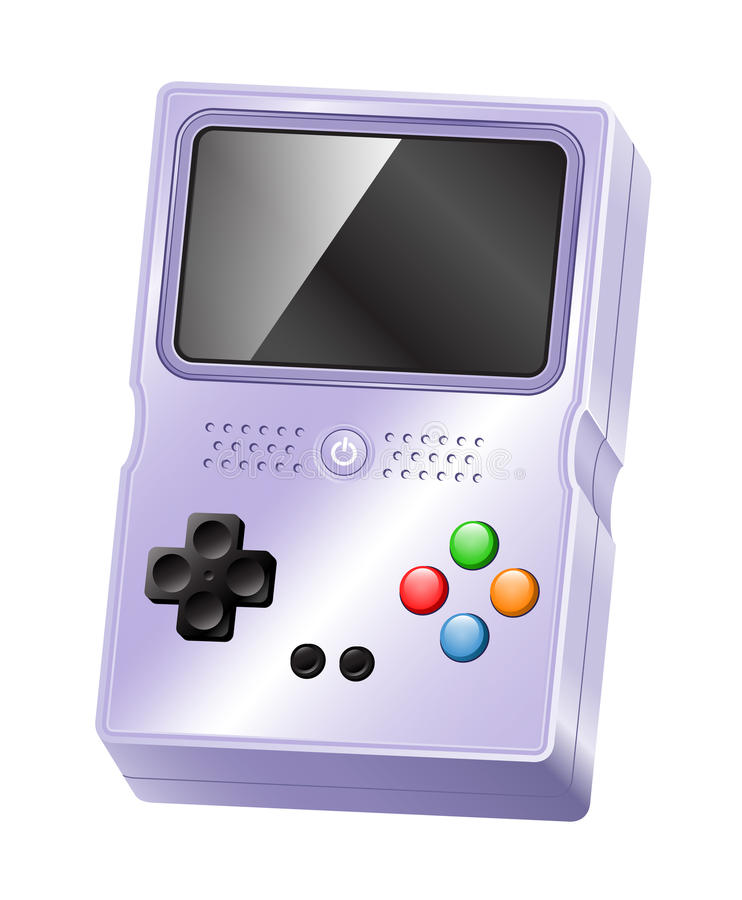 Portable Gaming Console