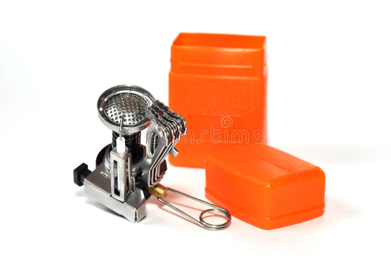 Download Portable Gas Burner Royalty Free Stock Photos - Image: 26014538