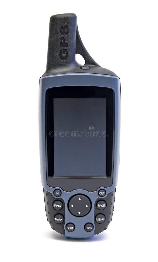 Portable gps royalty free stock image