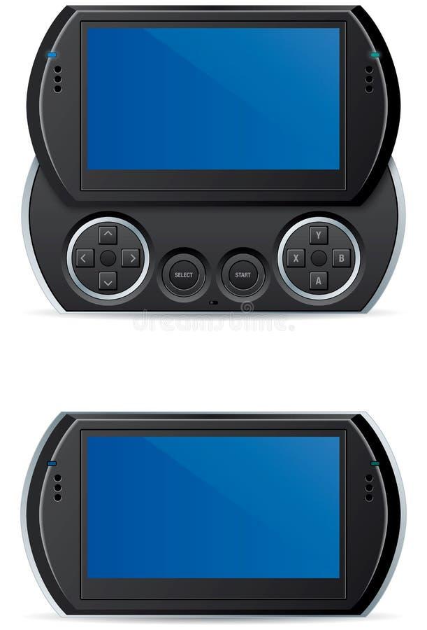 Free Portable Handheld Video Game Stock Photos - 13546163