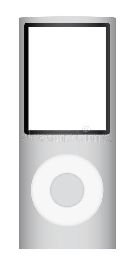 Free Portable Mp3 Music Player Stock Image - 10886321