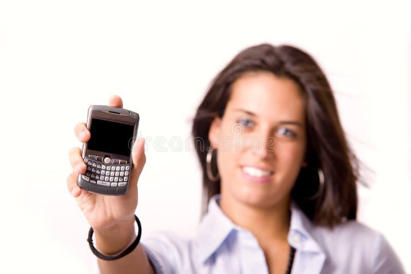 Portable Phone Royalty Free Stock Image