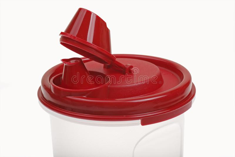 Download Portable plastic cup stock image. Image of fizzy, fluid - 13725719