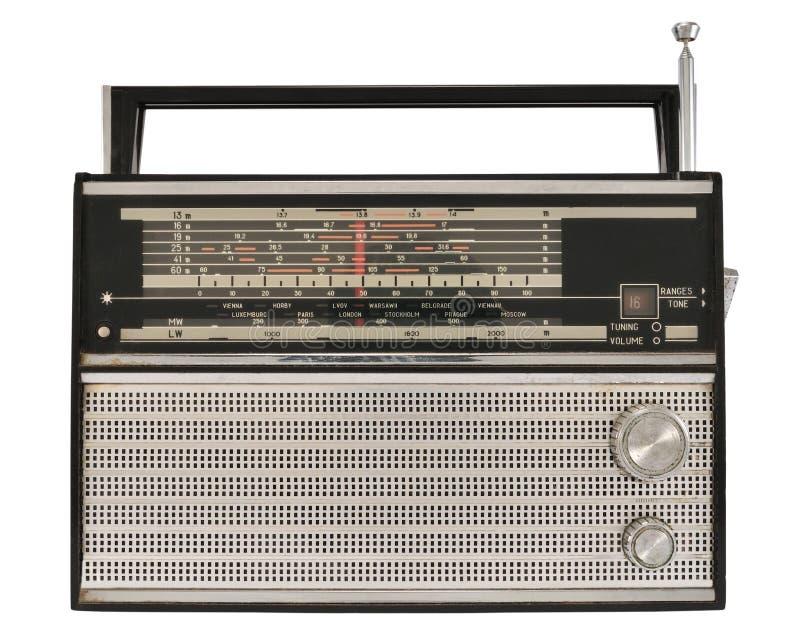 Download Portable radio stock image. Image of media, music, audio - 4668677