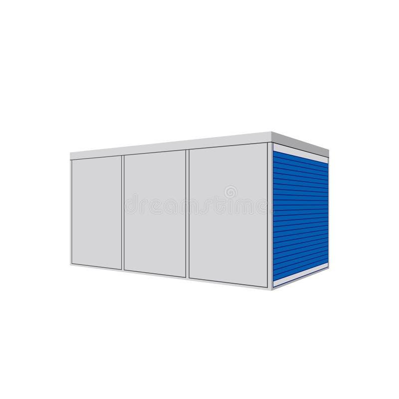 Free Portable Storage Container Icon Stock Photos - 136790583