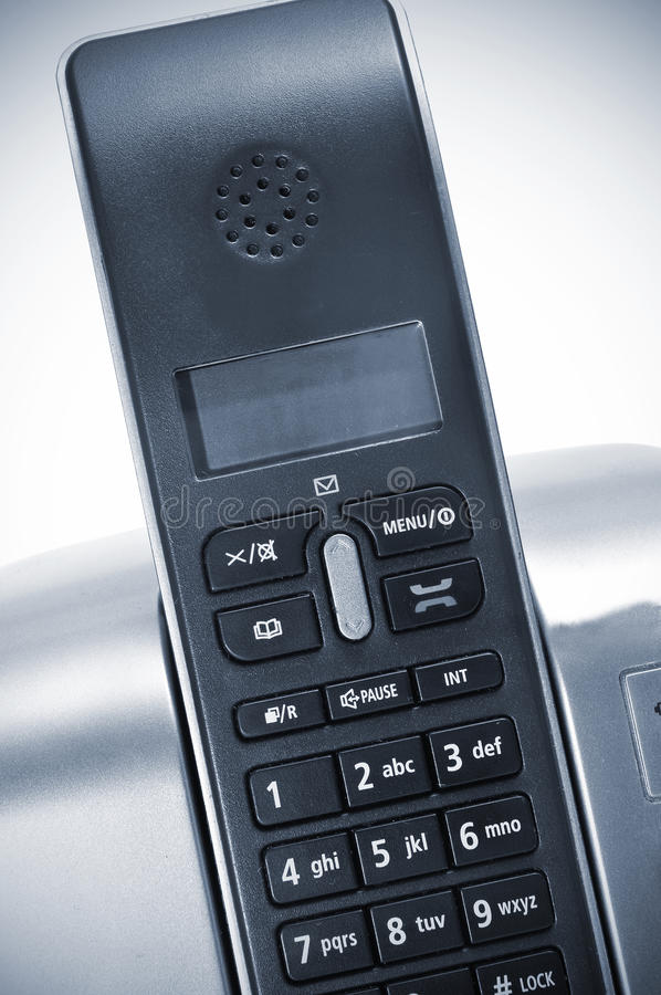 Download Portable telephone stock image. Image of phone, radio - 19645147