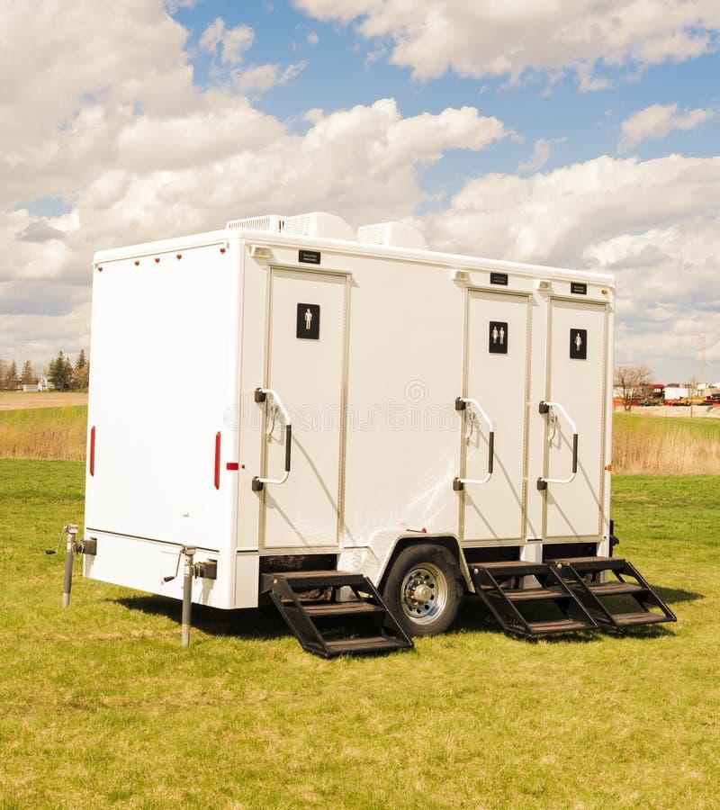 Free Portable Toilet Stock Photography - 47791742