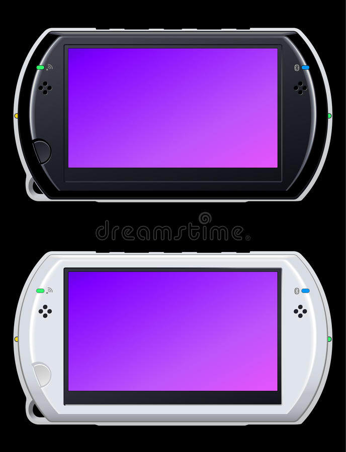 Download Portable Video Game Console Editorial Photo - Image: 18414441