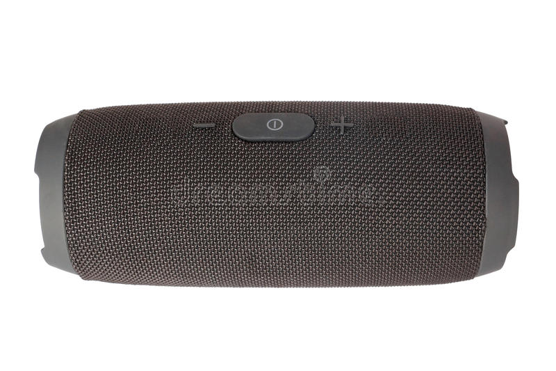 Portable Wireless Surround Sound Speaker royalty free stock photos