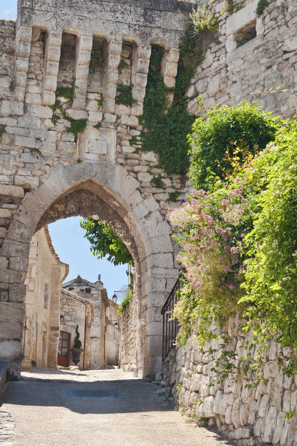 Download Portail de la Garde stock image. Image of gothic, medieval - 16337849