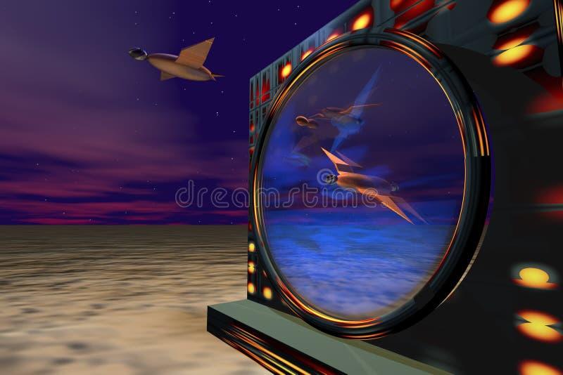 Portal2 ilustración del vector