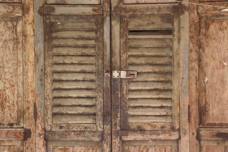 Porte antique images stock