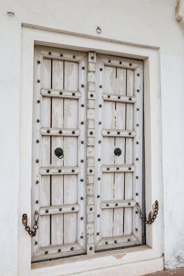 Porte antique photographie stock libre de droits
