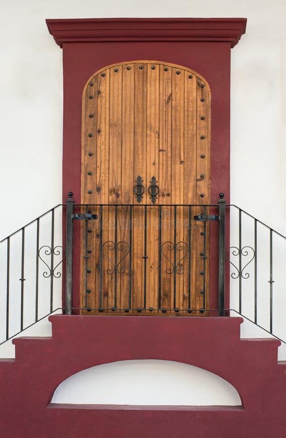 Porte au Mexique image stock