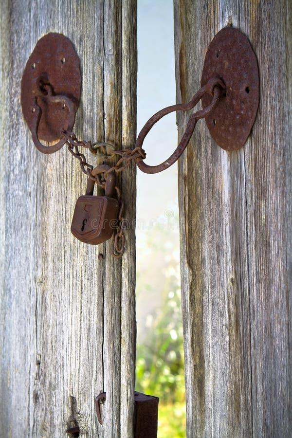 Porte au paradis photos libres de droits