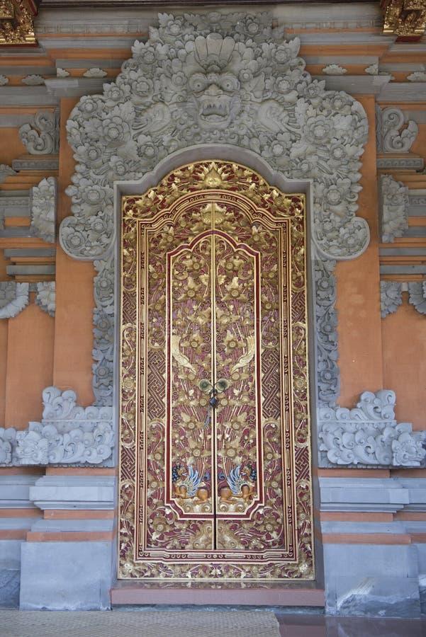 Porte d'or de Balines images stock