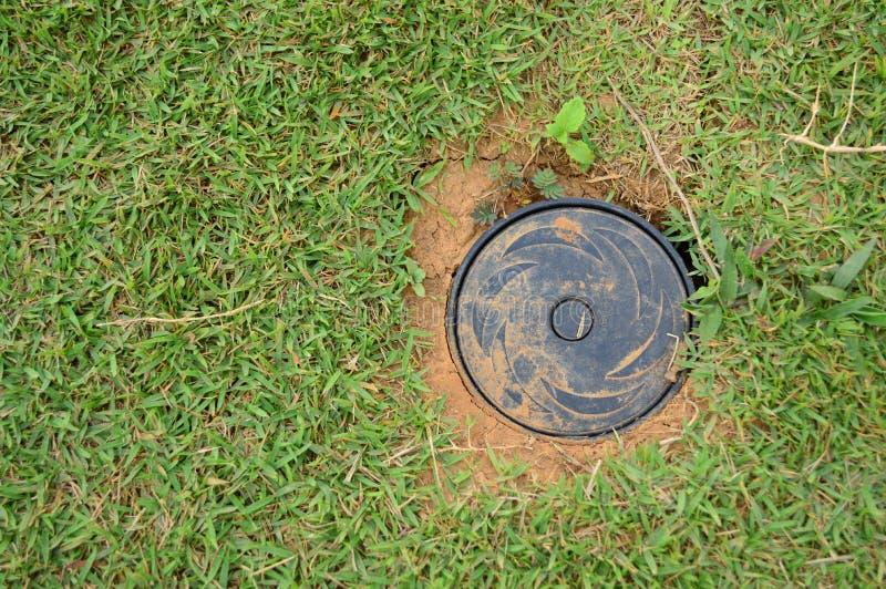 Porte d'eau photo stock