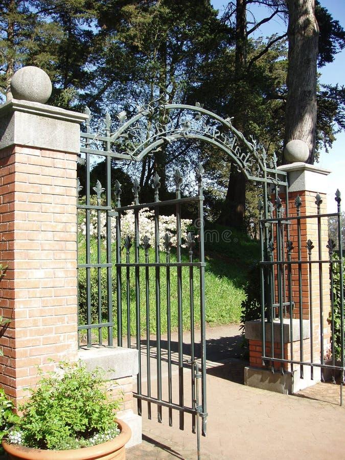 Porte De Jardin Image stock