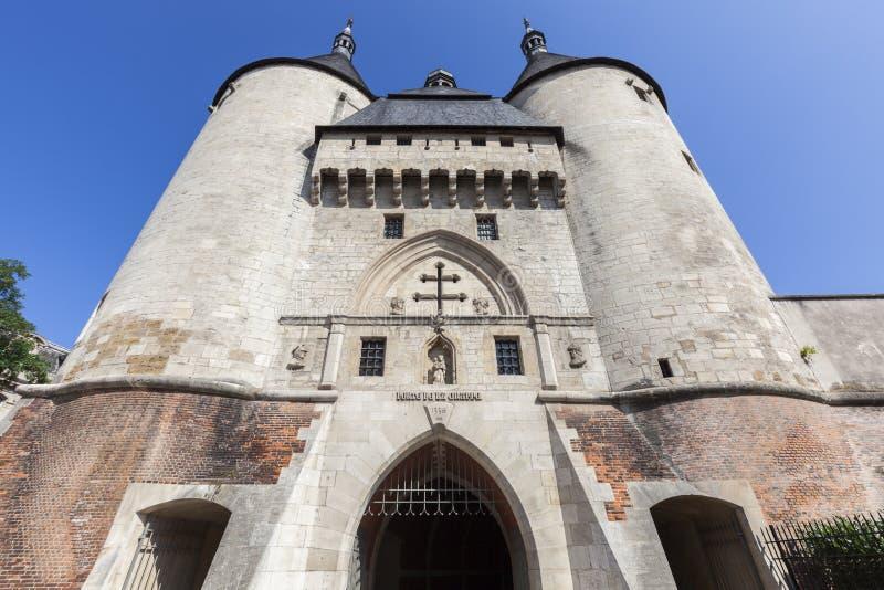 Porte DE La Craffe in Nancy royalty-vrije stock afbeelding