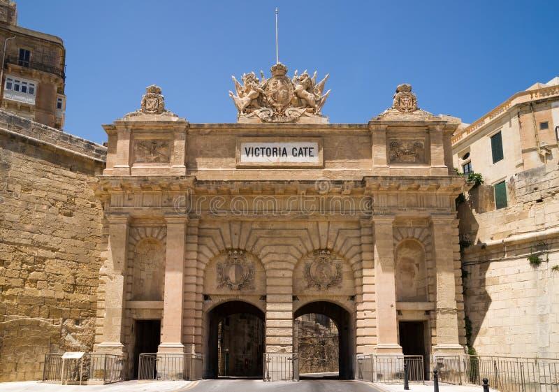 Porte de Victoria photographie stock