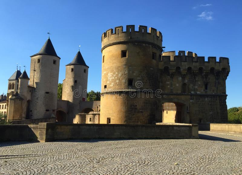 Porte des Allemands fotografia royalty free