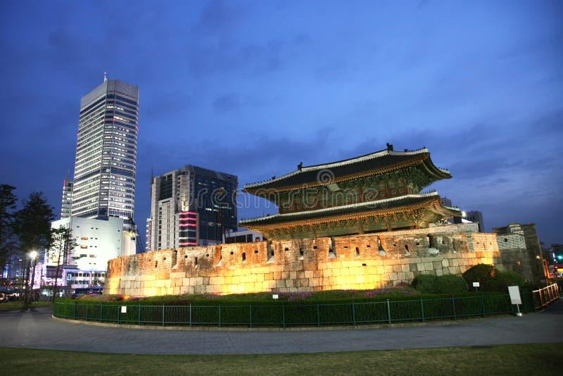 Porte est de Séoul photos stock
