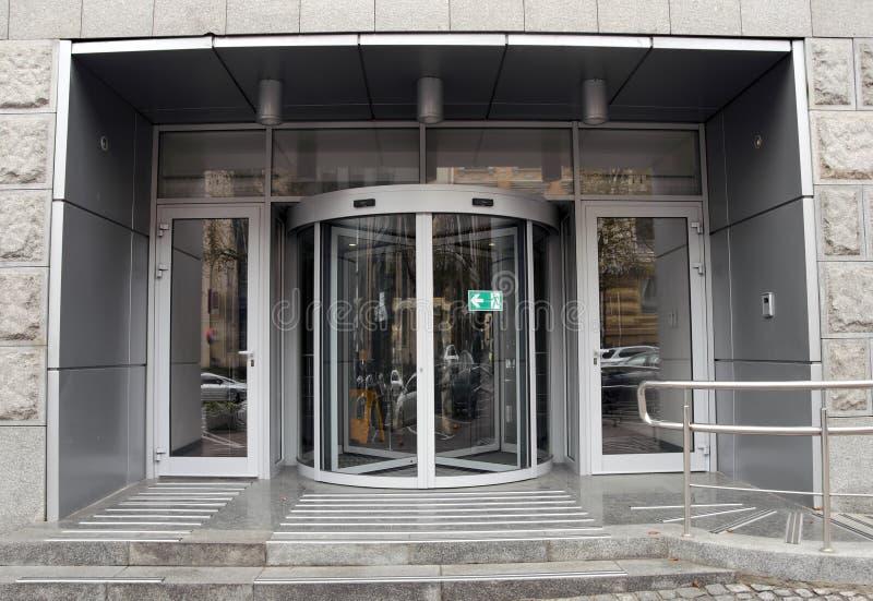 Porte giratoire image libre de droits