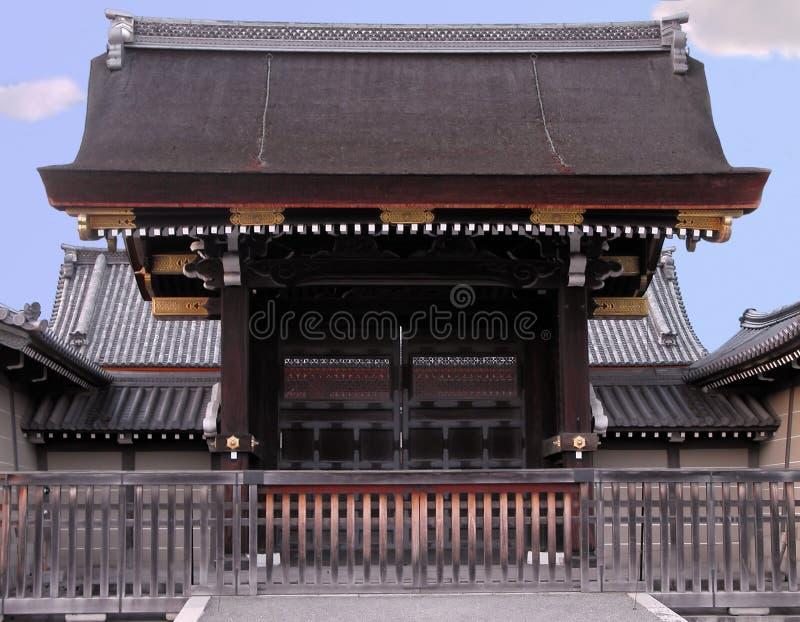Porte impériale photographie stock libre de droits