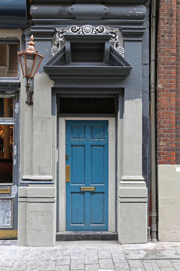 Porte Londres photo stock