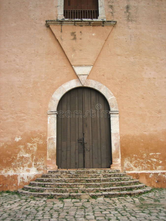 Porte mexicaine photos libres de droits
