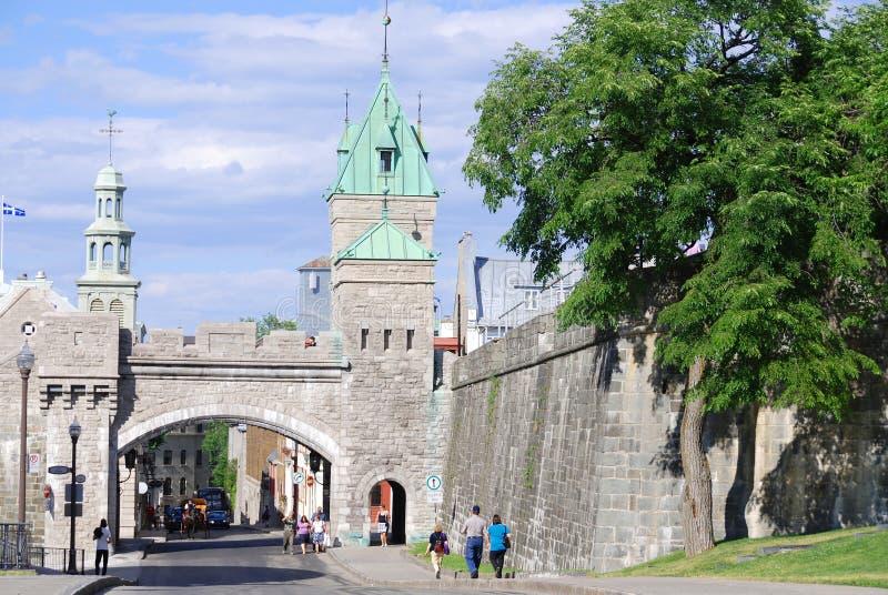 Porte Saint-Louis Gate royalty free stock photo