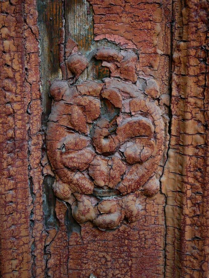 Porte, struttura e dettagli di legno antichi immagini stock libere da diritti