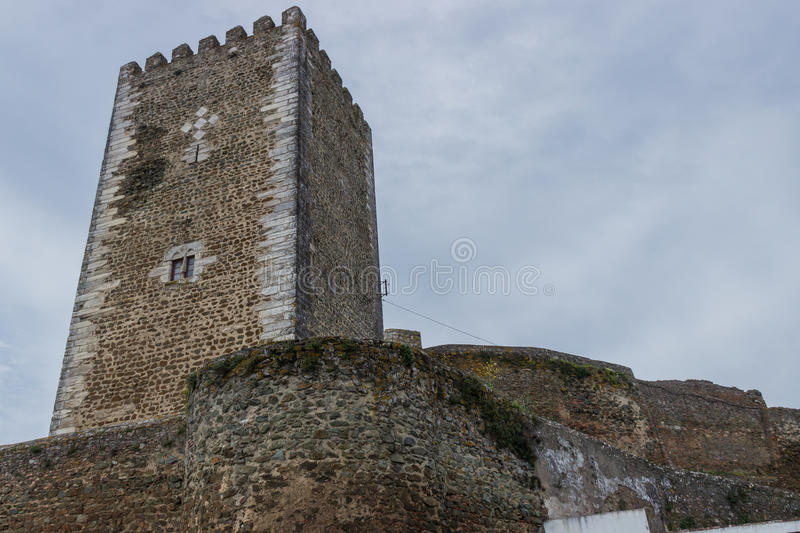 Portel the castle royalty free stock photography