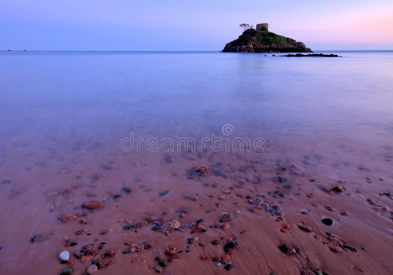 Download Portelet Bay - Jersey C.I stock image. Image of jersey - 25037779