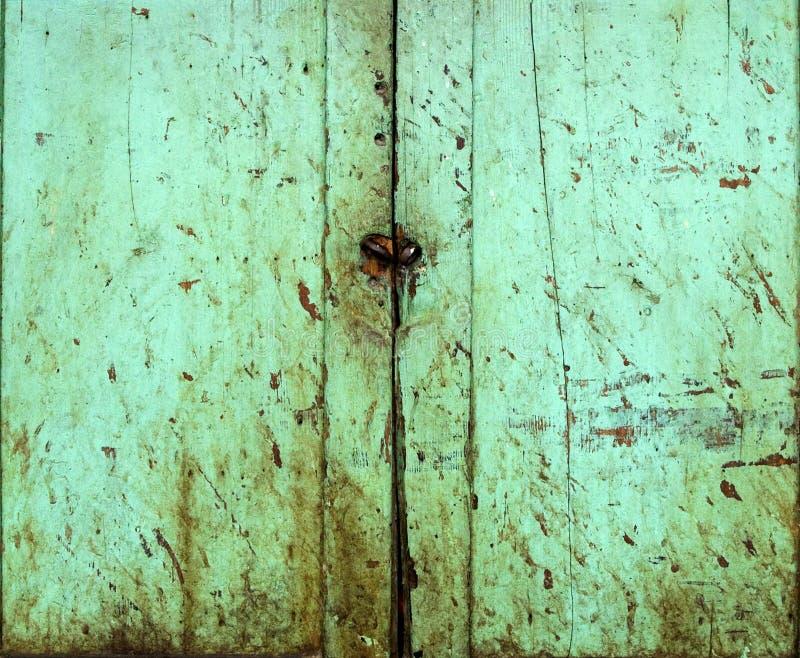 Portelli di armadietto di Grunge fotografia stock