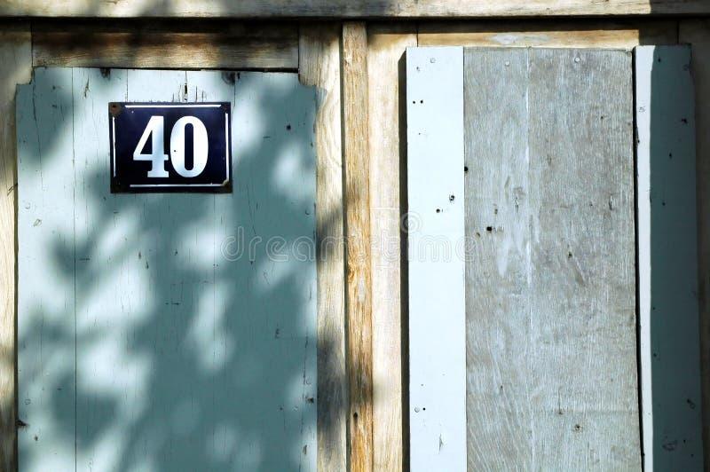 portello 40 fotografia stock libera da diritti