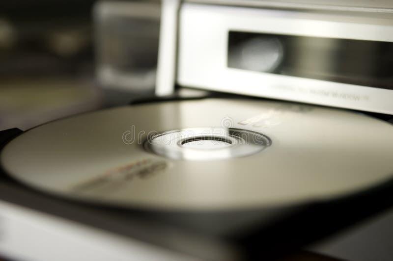 Portello CD fotografia stock