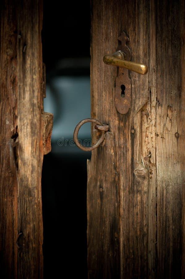 Portello di granaio fotografie stock