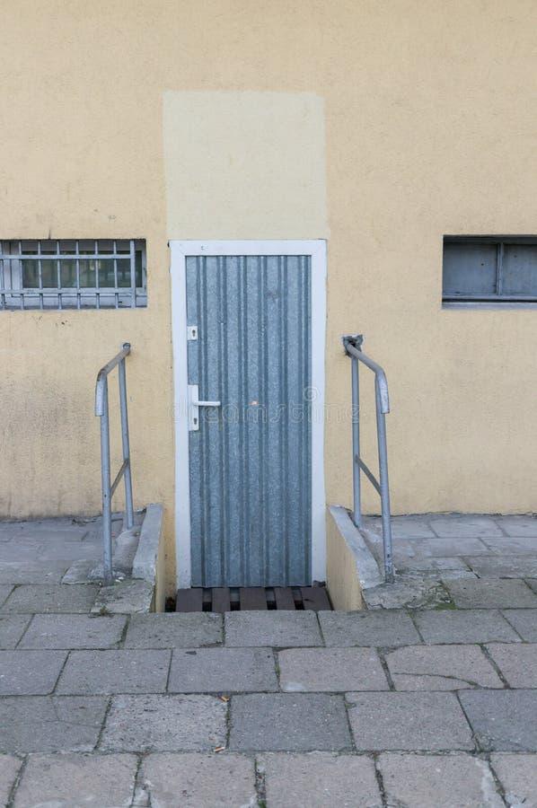 Portello Locked immagini stock libere da diritti