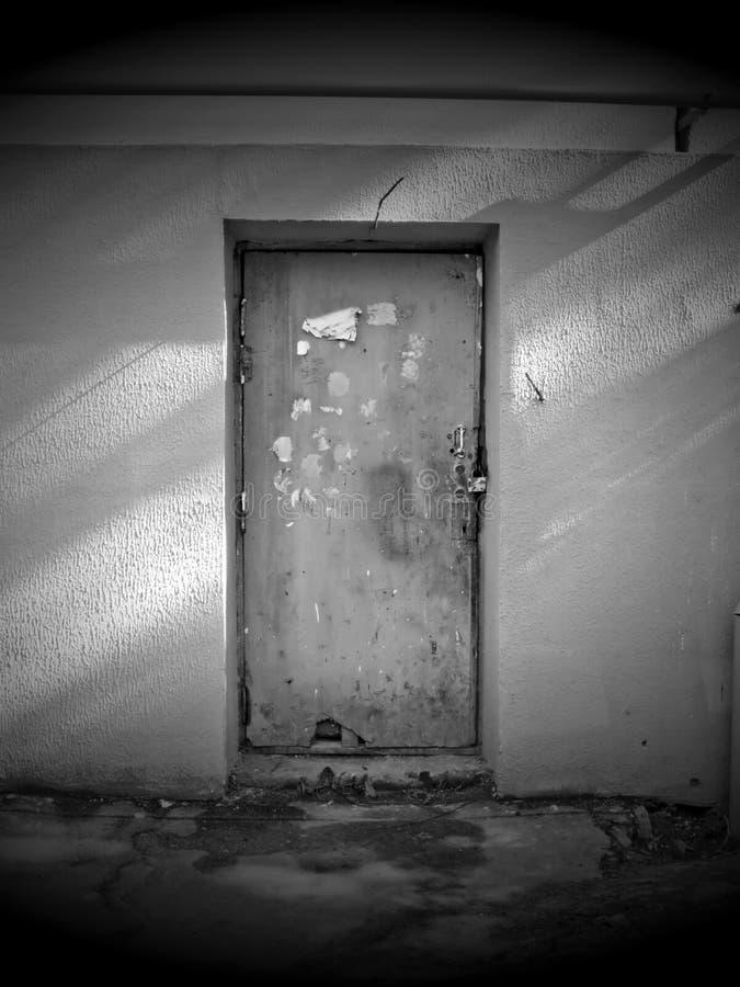 portello vecchio fotografie stock libere da diritti