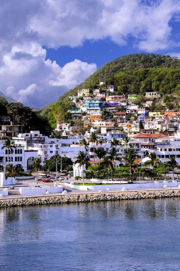 Manzanillo Mexico arkivbild
