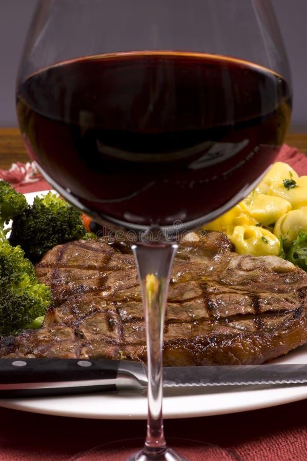 Porterhouse-Steak 008 stockfotografie