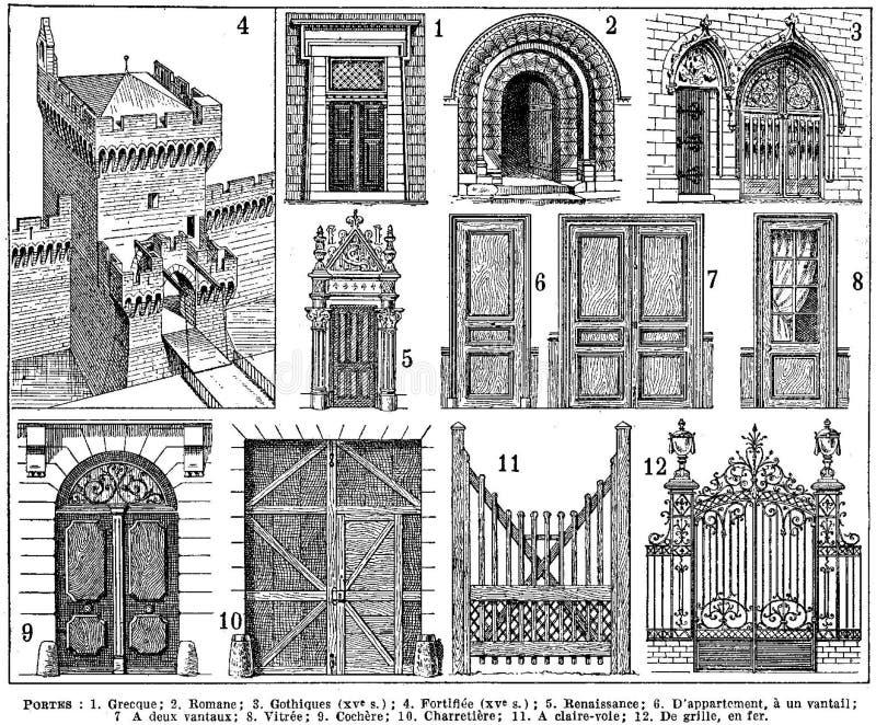 Portes Free Public Domain Cc0 Image