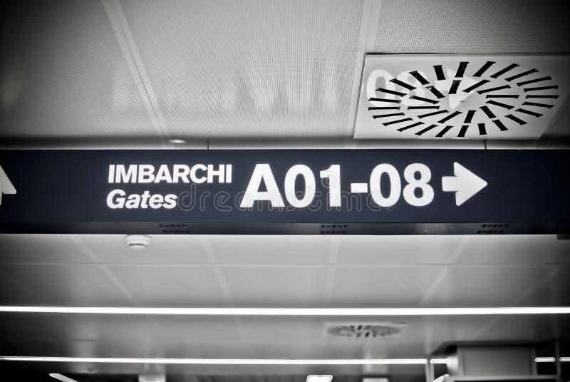 Portes d aéroport