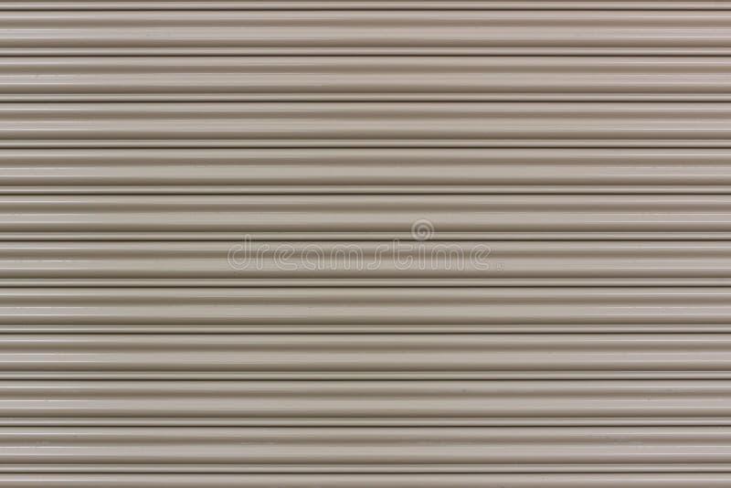 Portes d'acier de fond photographie stock