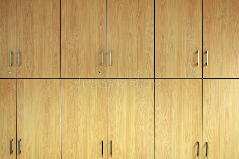Portes de Cabinet images libres de droits