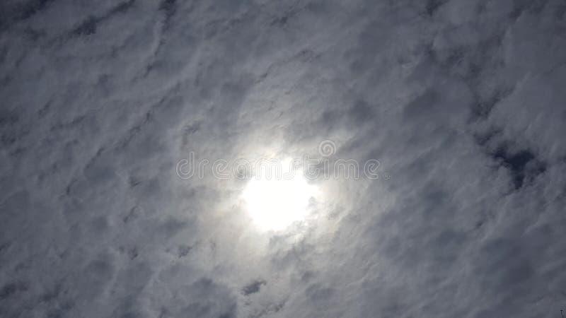 Portes de ciel photo libre de droits