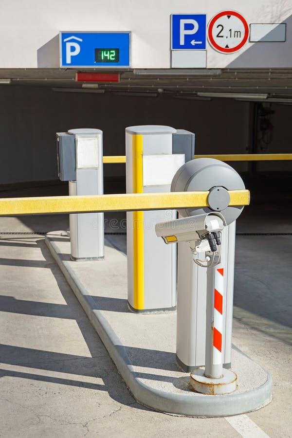 Portes du garage photo libre de droits