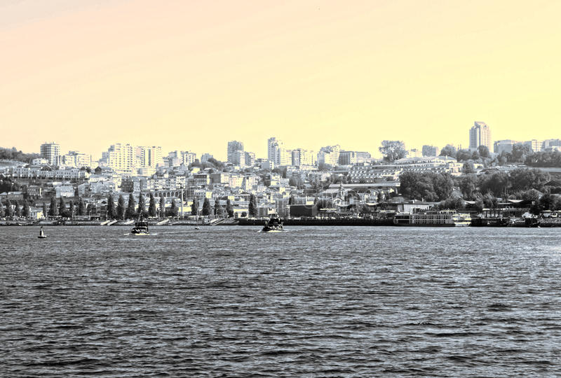 Portgal Porto stock foto's